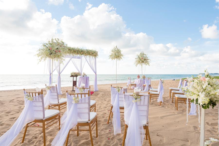 Strandhochzeit Khao Lak