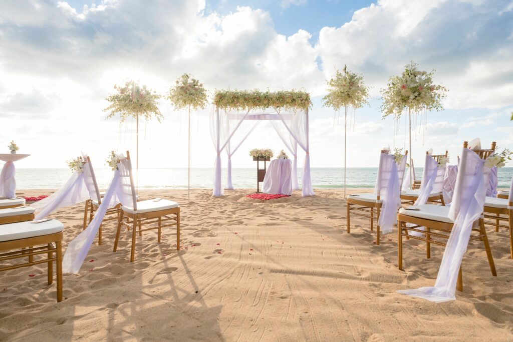 Hochzeit in Khao Lak
