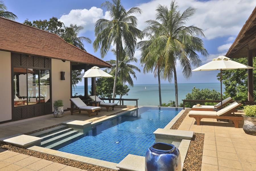 Beach Side Private Pool Villa Two Bedroom 2 - web